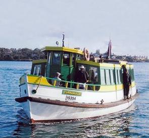 Ferries To Bundeena Cronulla Ferriescronulla Ferries